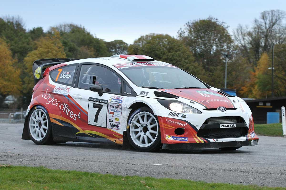 John Stone Fiesta WRC